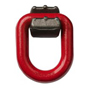 Welded Cargo Loops (D Rings) 8th Class of Quality